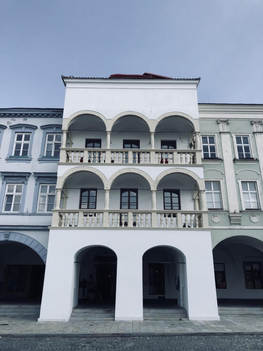 Budova Staré pošty