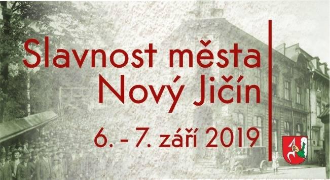 slavnosti města nový jičín 2019