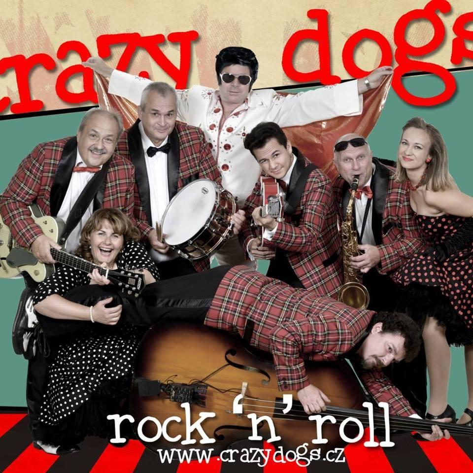 Crazy Dogs – osvěžení ve stylu rock&roll