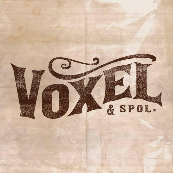 Voxel skapelou & support: Kámo