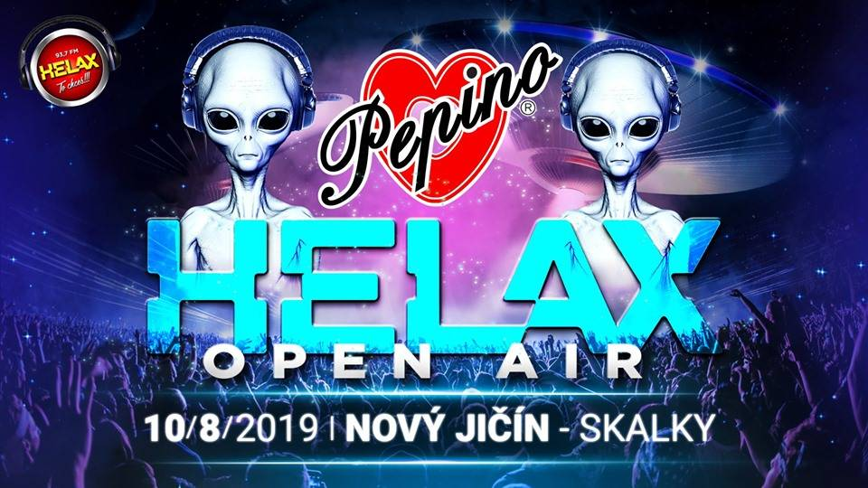 HELAX OPEN AIR