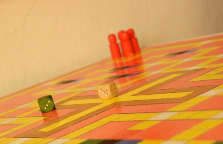 Hrací plány a stolní hry