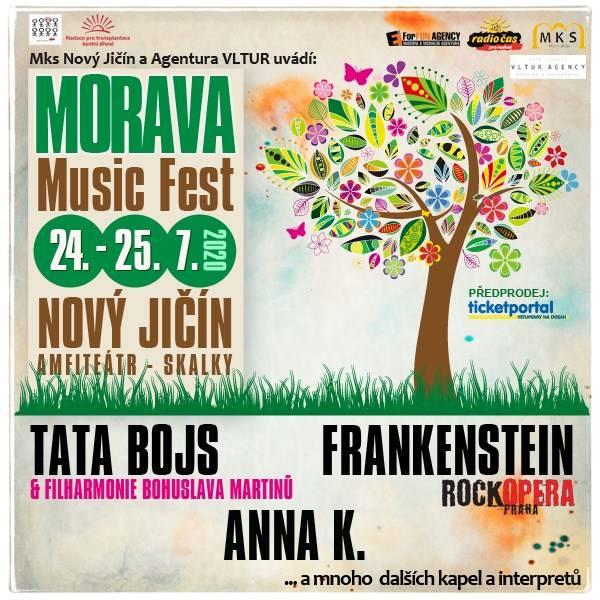 Morava Music Fest 2020-pátek