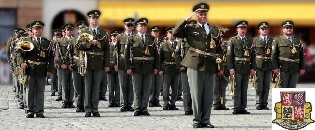 Dixieland Vojenské hudby Olomouc