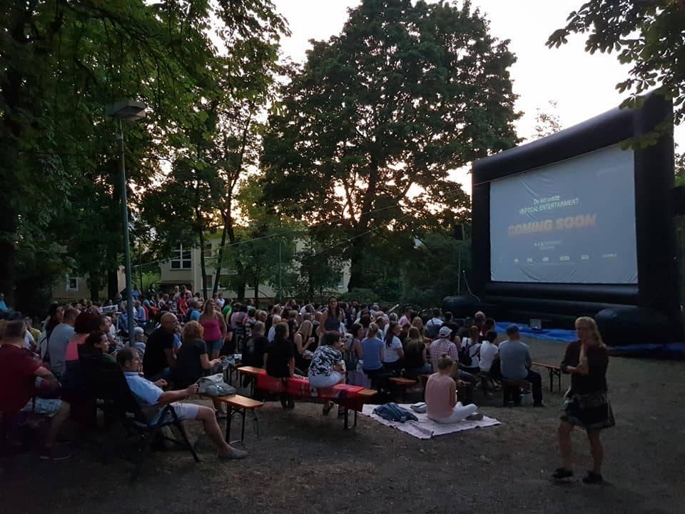 Letní kino – přeloženo do kina Květen