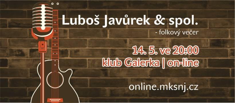Luboš Javůrek & spol. – folkový večer