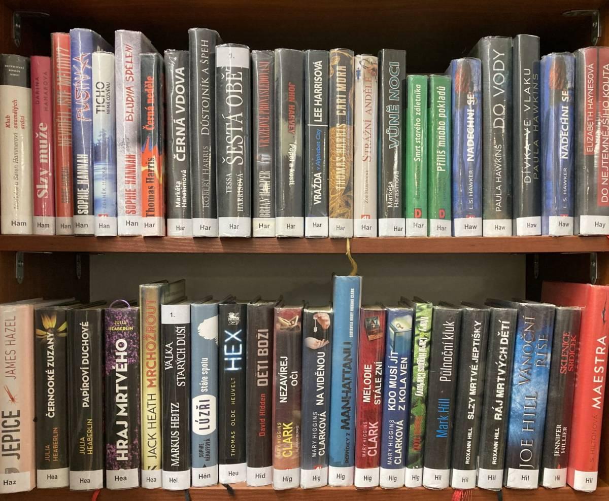 Burza knih – druhá šance pro knihy